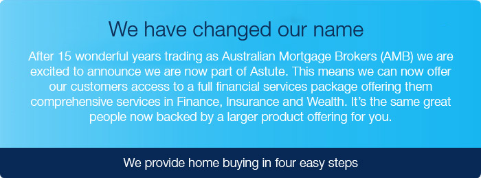 We provide your home buying pathway in four easy steps